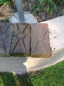 Federation Brick Patterned Pavers Newcastle Newcastle Area Preview