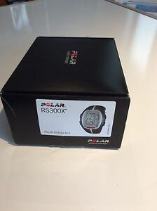 Polar RS300X HRM watch package with bonus items Randwick Eastern Suburbs Preview