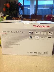 "Thomson duel 9"" portable DVD player Forrestdale Armadale Area Preview"