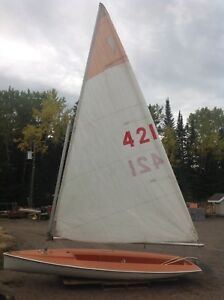 Copperhead Sailboat 14'