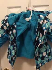 Brand new girl winter jacket 15$ 2-3 years old.