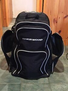 SHER-WOOD YOUTH HOCKEY BAG