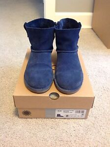 Ugg Navy Classic Unlined Boots