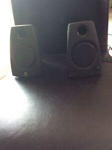 Logitech speakers Heddon Greta Cessnock Area Preview