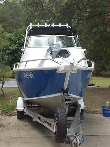6400c yellowfin family/fishing boat Coffs Harbour Coffs Harbour City Preview