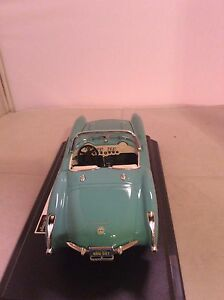 Diecast Chevy 1957 Convertible 1:24 Peterborough Peterborough Area image 5