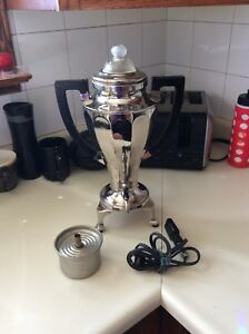 VINTAGE Canadian Beauty Coffee Percolator