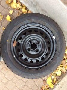 Winter Tires / Pneus d'hiver Dunlop Winter Maxx