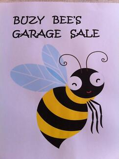 Garage Sale - Mulgoa (Penrith) 21st October 9am-2pm