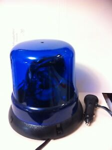 Magnetic Blue Rotator  Beacon