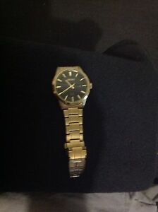 Gold Seiko Watch Bowden Charles Sturt Area Preview