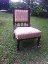 Edwardian Ladies chair Ringwood Maroondah Area Preview