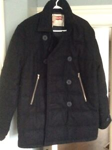 Brand new with tags large Levi's Peacoat