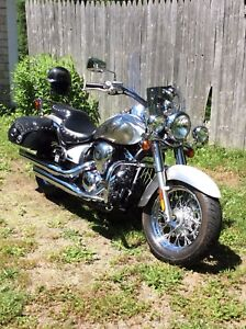 For Sale 2008 Kawasaki Vulcan 900, low miles