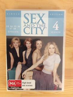 Sex and The City Yokine Stirling Area Preview