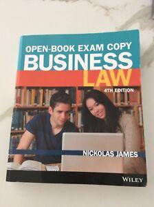 Business law nickolas james textbooks gumtree australia free business law nickolas james textbooks gumtree australia free local classifieds fandeluxe Choice Image