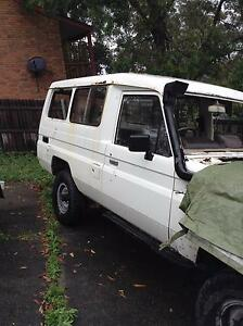1989 Toyota LandCruiser Other Berkeley Vale Wyong Area Preview