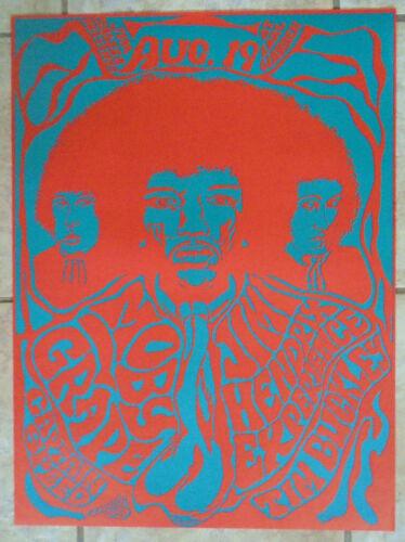 JIMI HENDRIX_MOBY GRAPE_BUCKLEY_EARL WARREN SHOWGROUNDS_SANTA BARBARA_8- 19-1967