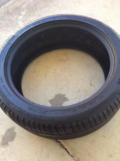 4 X MICHELIN PRIMACY HP 215 45 R17 TYRES WITH 90% TREAD Marangaroo Wanneroo Area Preview