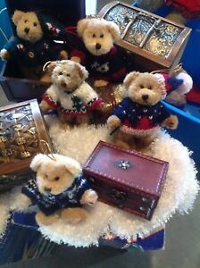Bears, boxes and bells