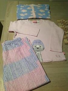 Size 6, Girls Peter Alexander & Target PJ's (Excellent Condition) Mawson Lakes Salisbury Area Preview