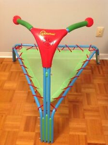 TRAMPOLINE for kids toddlers GREAT CONDITION