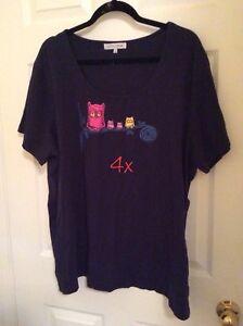4x clothing