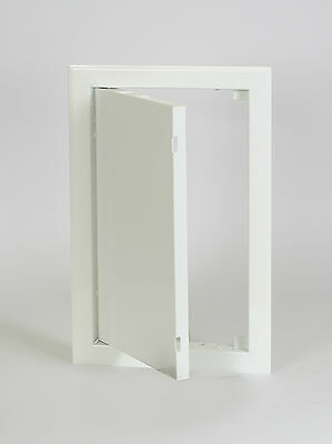 Access Panel 200x400 Metal Inspection Panel Inspection Hatch White Access Door