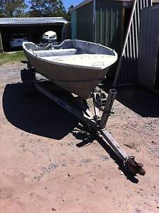 """EVINRUDE    RUNABOUT -- """" AS IS """" BUT GOOD REDUCED TO $900.00 Logan Reserve Logan Area Preview"""