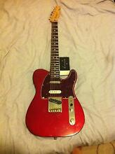 2013 FENDER DELUXE NASHVILLE TELECASTER Auchenflower Brisbane North West Preview