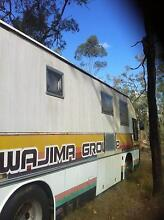 Sell/Swap 1985 Mitsubishi Fuso 30 ft coach/Mhome ready to fit out Childers Bundaberg Surrounds Preview