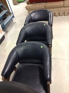 Chairs set of 3's