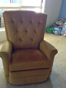 Reclining rocker chair Leopold Geelong City Preview