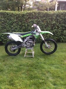 2017 Kx250f forsale!