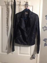 Women's genuine leather jacket Cranebrook Penrith Area Preview
