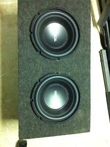 Kaption subs (1000 watt) in box