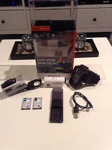 Sony Action Cam $400 OBO