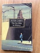 The Fat Man in History by Peter Carey Sunbury Hume Area Preview