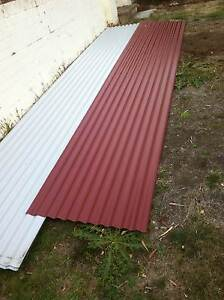 ROOFING IRON NEW Kings Meadows Launceston Area Preview