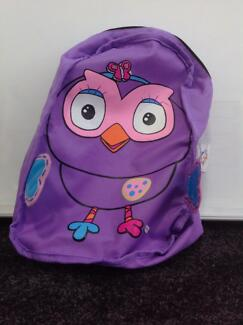 Reversible Giggle and Hoot Backpack