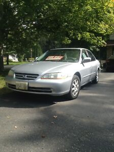 2002 HONDA ACCORD 2 owner car DEALER MAINTAINED GREAT CONDITION
