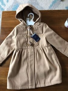 NWT Gap coat 4t