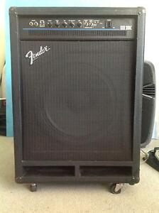 Fender BXR 300C Combo Bass Amp Milperra Bankstown Area Preview