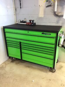 Snap on tool box Trade for small fishing boat