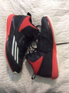 Adidas size 11 men's basketball shoes