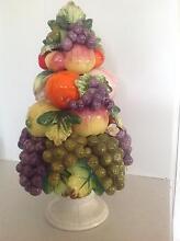 Ceramic fruit arrangement North Haven Port Adelaide Area Preview