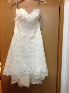 Size 4 Alfred Angelo brand new with tags