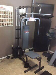 york fitness 3220