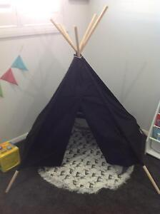 little nomads black teepee Cameron Park Lake Macquarie Area Preview