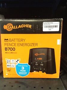 Gallagher Battery Fence Energizer